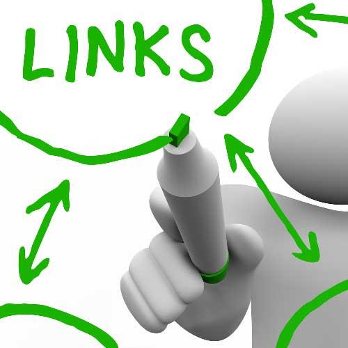 لینک ها برای سئو | محتویات برای سئو چگونه باشد | مشاوره تبلیغاتی دیده آل | طراحی سایت